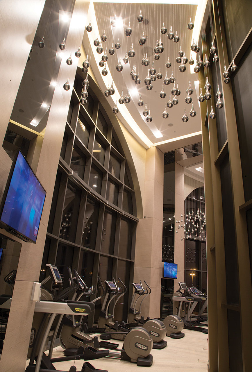 Hyatt Regency Dubai, Creek Heights